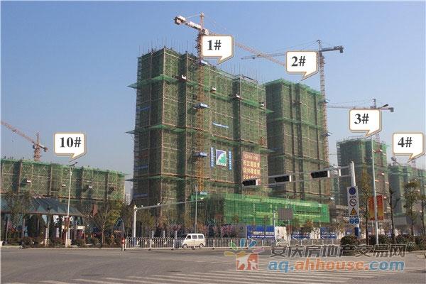 1#2#3#4#10#主体正在建设