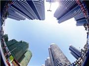 国家统计局:中国9个热点城市2017年末房价同比下跌