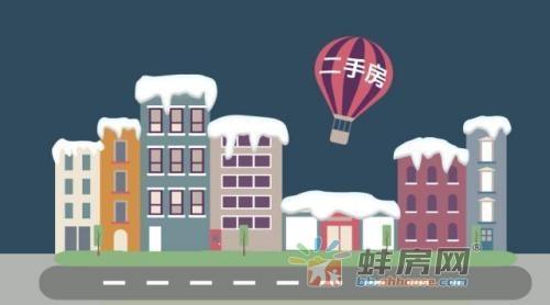 全国二手房价排名出炉 安徽三城排前70名
