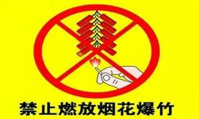 从严处理! 烟花爆竹禁燃禁放给蚌埠带来新变化