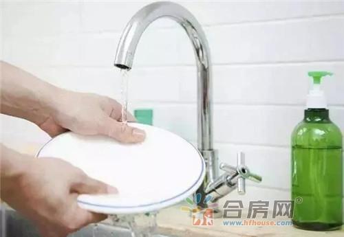 洗碗坏习惯千万要避免!