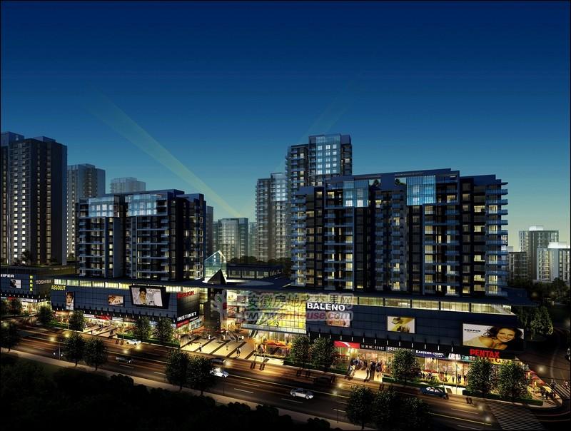 佳城国际广场商业