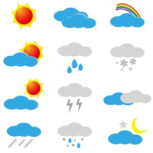 气温回升!预计24-28日安徽全省以多云天气为主