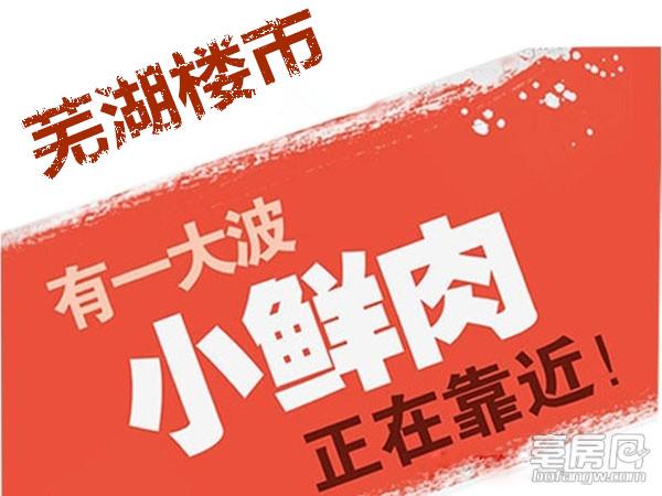 芜湖市区多新盘有消息了!5月这些项目即将首开!