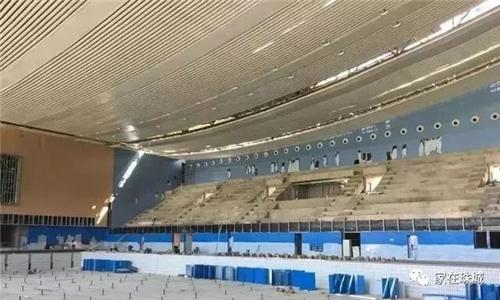 蚌埠游泳跳水馆