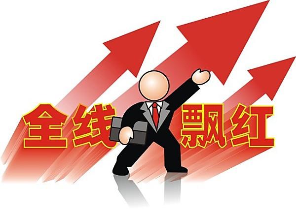 """""""红五月""""房企业绩飘红 标杆房企依然逆势增长"""