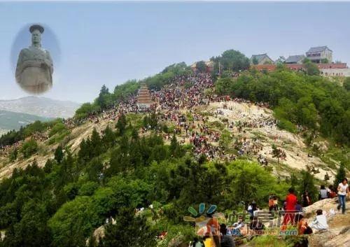 大禹文化旅游区