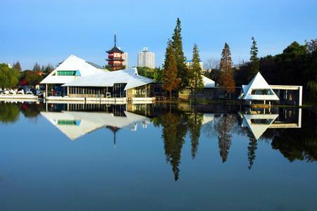 文峰公园南门将改造成仿宋建筑 工程持续到年底