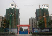 海棠湾6月项目进度:26#27#30#31#建至2层