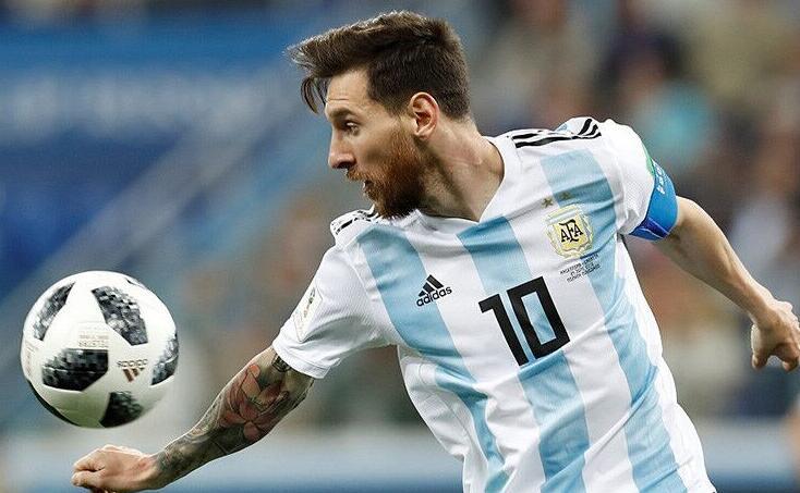 阿根廷0:3惨败克罗地亚 梅西脸色阴沉拒绝一切采访