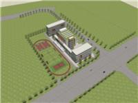 6月21日规划局公布六安市体育学校规划方案批前公示