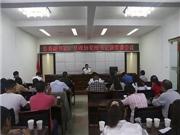 """王胜在王胜在""""讲严立""""警示教育党课报告会上作党课报告"""