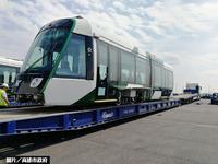 台湾高雄輕軌二階進度逾38% 首列車輛9月抵台