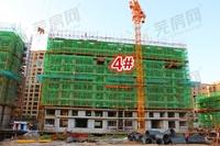安展蔚然家园:8月工程进度 3#楼建至10层