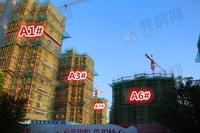 保利信达熙悦府:8月工程进度 9#楼建至9层