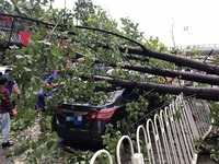 暴雨已致安徽1人死亡35万人受灾!这些地方要注意!