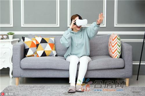 """VR实现""""预装修"""" 沉浸式体验为家装注入新活力"""