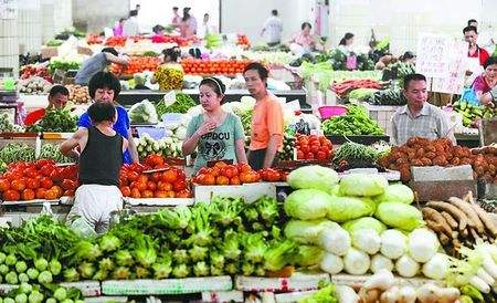 芜湖出台省首个农贸市场建设和管理行业标准