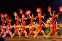 2018中国·蚌埠花鼓灯艺术交流展演周在蚌埠举行