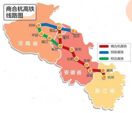 最新进展!商合杭高铁北段明年底有望具备通车条件