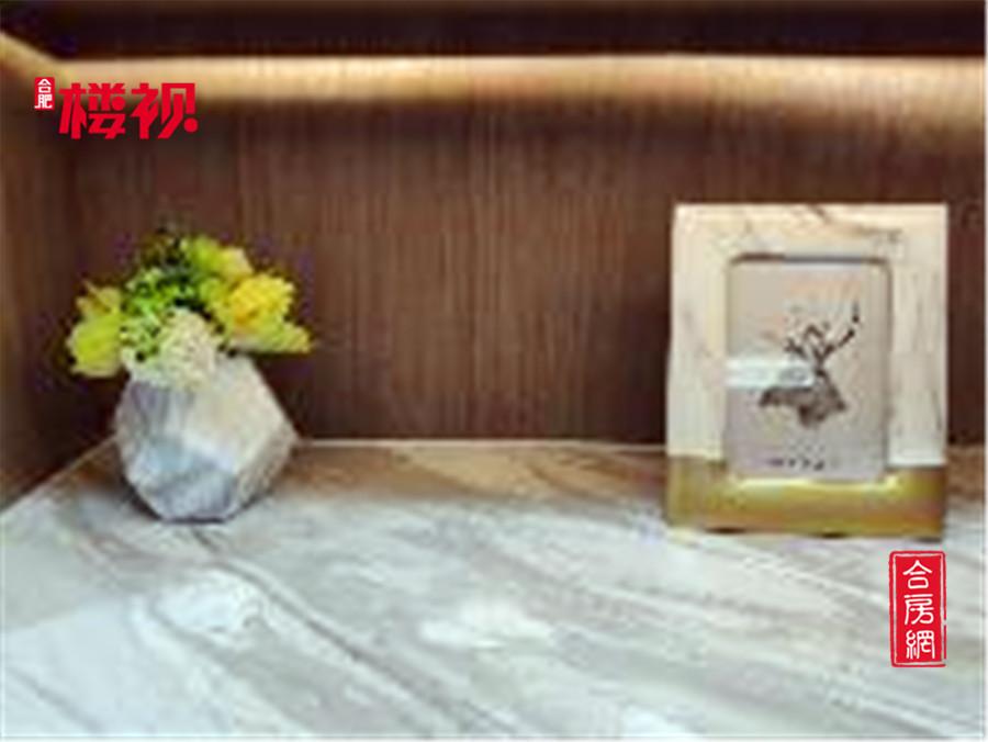 【 华润紫玥台】102平米轻奢样板间赏析