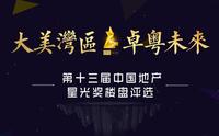 星光奖芜湖楼盘评选丨战况激烈 安展以微弱优势领衔