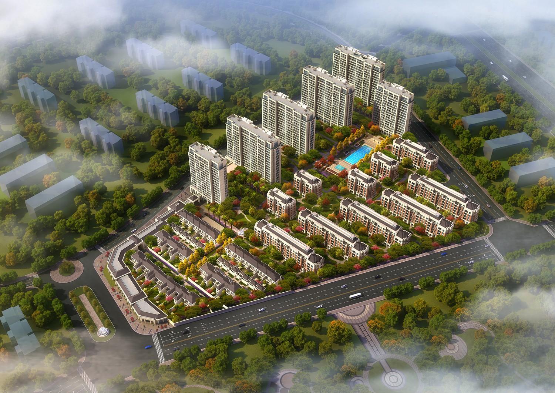 市政绿城·桂语江南