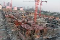 东都绿洲12月工程进度:部分主体建至一层