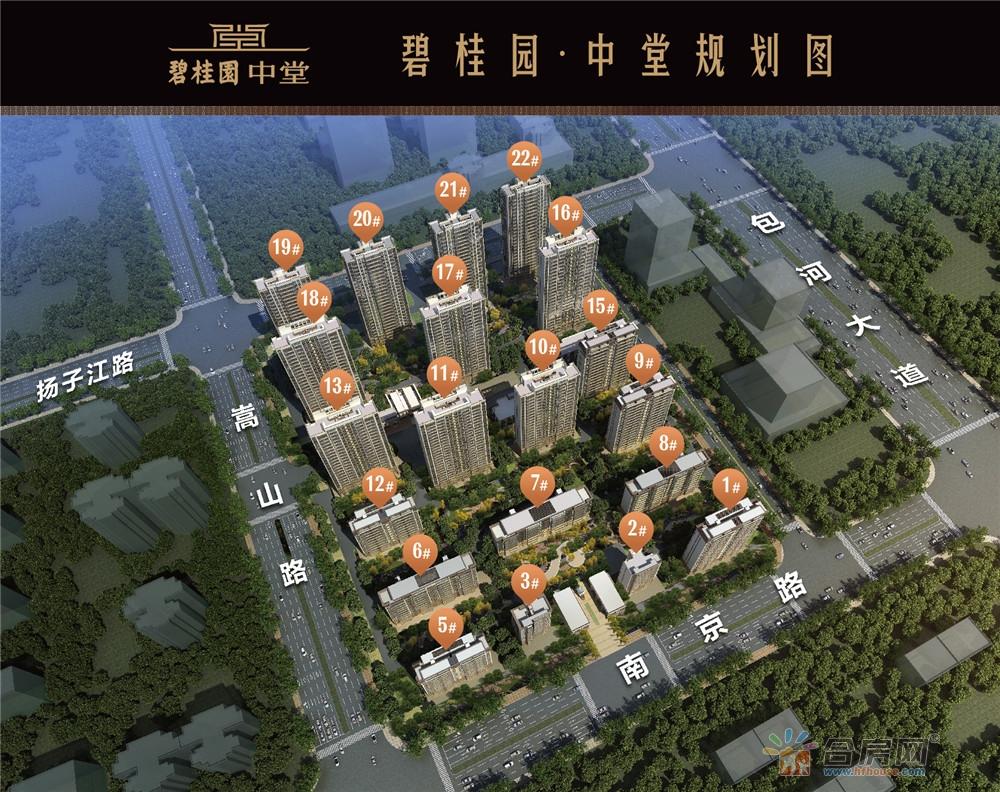 碧桂园中堂