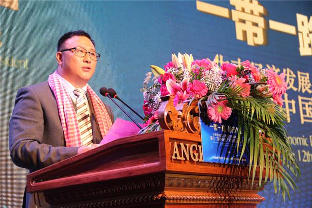 星空传媒(香港)控股执行总裁 刘丰先生