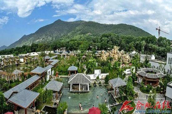 汤池温泉养生度假区