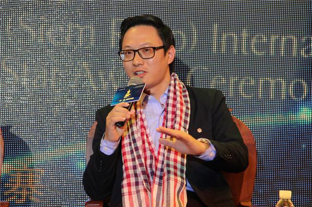 柬埔寨中国银行金边分行副行长刘政