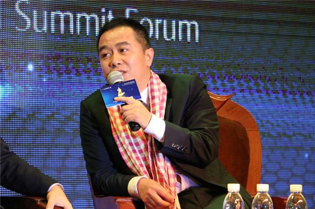 中国免税品集团(柬埔寨)有限公司副总经理王洁水