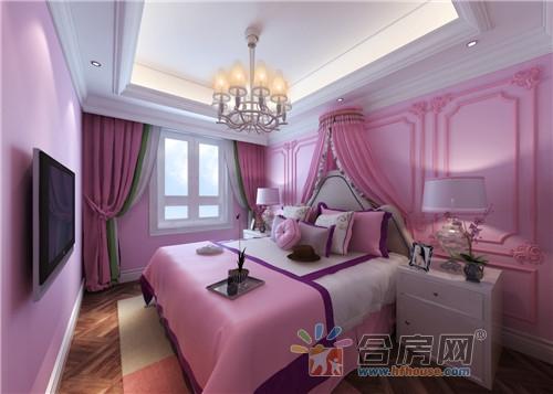 300平米六室三厅欧式风格装修效果图图片
