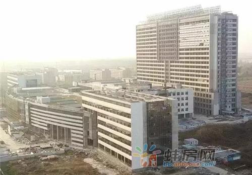 蚌医二附院新院区(皖北医疗中心)