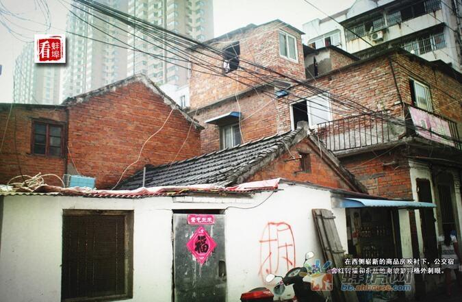 资料图:蚌埠公交公司宿舍