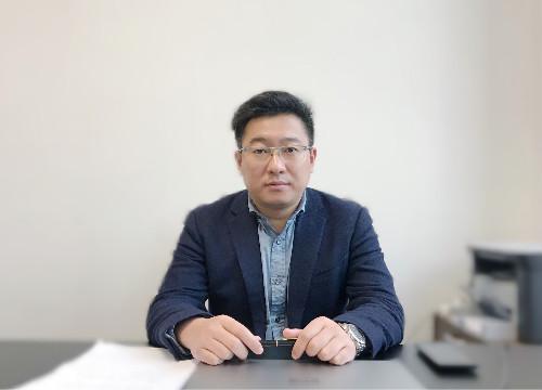 蚌埠吾悦广场营销副总李枢先生