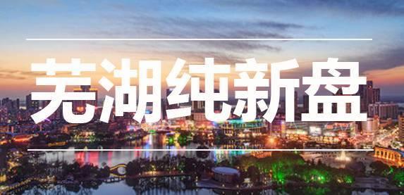 """楼市""""小鲜肉""""来袭 2019年芜湖最值得期待的纯新盘"""
