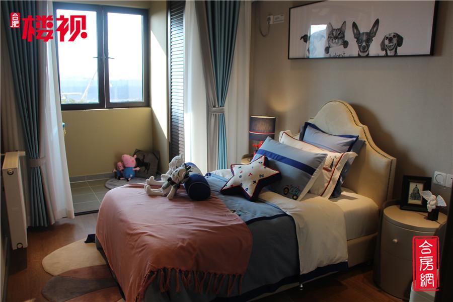 高速时代首府三室两厅一厨一卫A户型洋房约97.83㎡