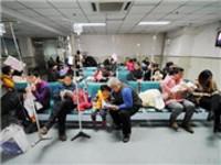 安徽1月份流感发病数高达13184例 提醒:注意预防