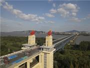 """为优化营商环境 皖苏联手""""抬高""""南京长江大桥"""