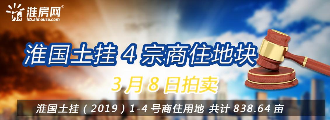 绿地来了!8.389亿元竞得淮北杜集区段园四宗839亩商住用地